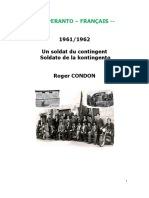 Soldato de la Kontingento - Condon Roger