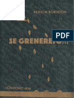 Se Grenereto - Kenelm Robinson