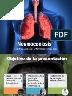 Caso Clinico Neumoconiosis