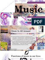 Music (the Report)