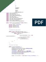 4 Operaciones en Java Basico