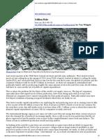 A Pik Oil Crisis 4 Trillon Hole