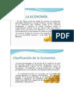Definiciones Economia G.