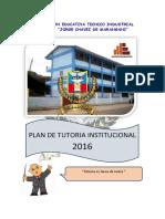 Plan de Tutoria (1)