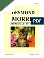 Observe a Su Gato Desmond Morris FREELIBROS