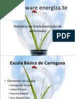 Apresent Anaraquel+Isabelp+Margarida+Patricia