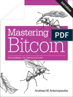 Mastering Bitcoin - Programming the Open Blockchain - 2E (2017)