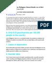 Mental Health Stats