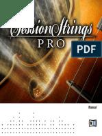Session Strings Pro Manual English