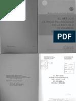 Libro Escuela de Ginebra Piaget