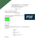 Ecuaciones diferenciales unad