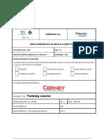 CERNEY Training Course
