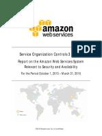 Soc3 Amazon Web Services