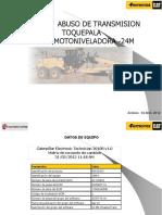 Reporte Abuso de Transmisión Motoniveladora 24M(04!04!2012)