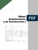 Dibujo Arquitectónico y de Construcción I - Colegio de Bachilleres ...