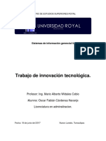 proyecto innovacion SIG2