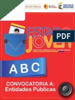 ABECÉ Convocatoria a Entidades Públicas-May-9