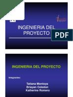 INgeneria de Proyecto