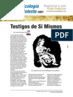Carlos de la Rosa Vidal - Testigos de Sí Mismos