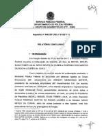 Relatorio de la Policía federal por Obstrucción - FTEMERPERICIA-33-216