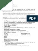 Dossier Correspondance Administrative
