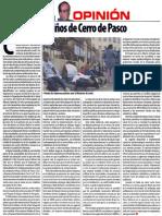 """Josè De Echave.  """"Los niños de Cerro de Pasco"""""""