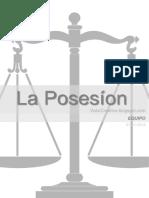 La posesión