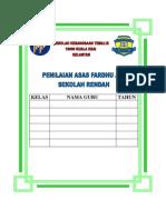 Cover Buku Pafa