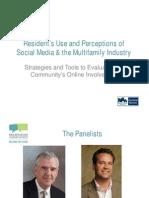 2010 Social Media Presentation - NAA Conference