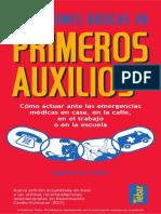 Actuaciones Básicas en Primeros Auxilios 3ª Ed. Agustín San Jaime 2011