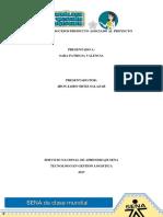 Manual de Procesos Producto Asociado