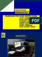 Grafotecnia Grupo 3