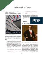 Sécurité Sociale en France