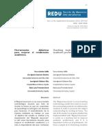 Herramientas Didacticas Para Mejorar El Rendimiento Academico Arrobas y Otros 2014