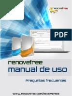 Manual Renovefre v4 Preguntas Frecuentes