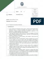 EXPOSIÇÃO PAD GRUPOS PARLAMENTARES - CDS/PP