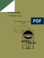 History of Urdu Literature