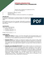 Ficha Técnica Compromiso Organizacional