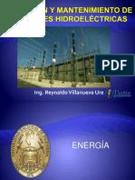 O&M Centrales Hidroeléctricas VATIO