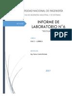 LABORATORIO 5 - DESTILACIÓN