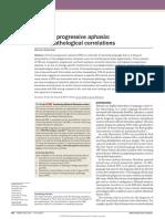 Primary Progressive Aphasia