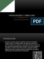 Parnasianismo y Simbolismo