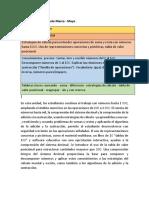 Plan Anual Matematicas 1 Unidad Tercero Basico