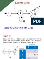 S05 - 1 Transformar AFN a AFD - Ejercicio 1