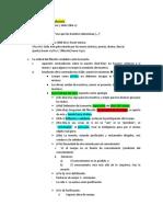 Diálogo Fedón - Resumen Esquemático