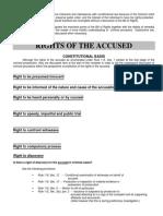 Basis of Bill of Rights