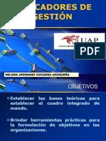Indicadores de Gestion - Nelson Vizcarra Choqueña