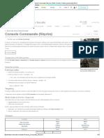 Console Commands (Skyrim) _ Elder Scrolls _ Fandom Powered by Wikia