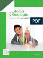 Biologia y Geologia Bachillerato