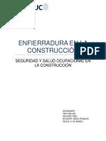 Enfierraduras en La Construcción - Fany Molina